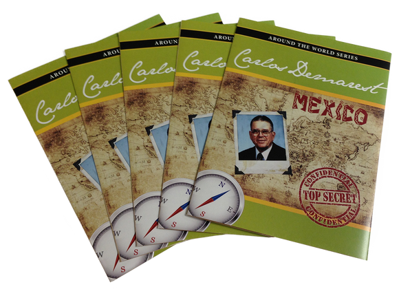 Around the World - Carlos Demarest (5 pack)