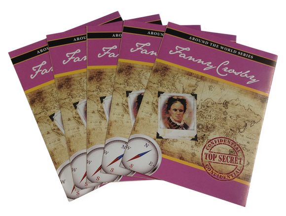 Around the World - Fanny Crosby (5 pack)
