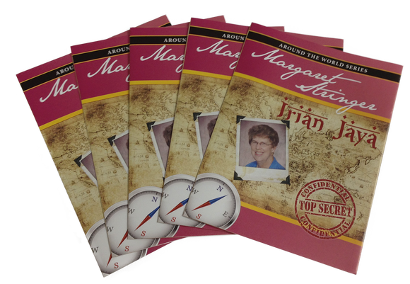 Around the World - Margaret Stringer (5 pack)
