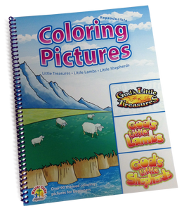 Beginners Coloring Pictures