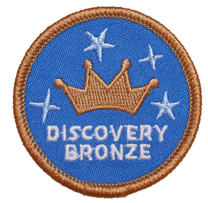 Bronze Discovery Badge