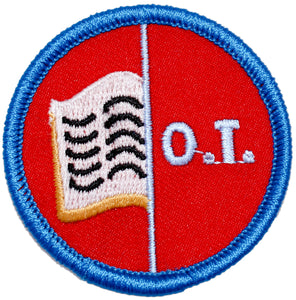 Old Testament Badge