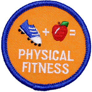 Physical Fitness Badge