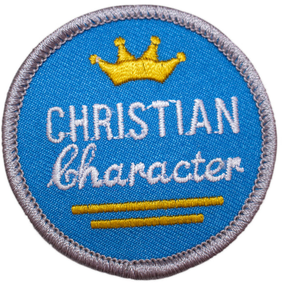Christian Character Badge