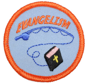Evangelism Badge