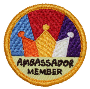 Ambassador Membership Badge
