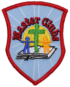 Master Clubs Logo Badge