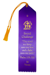 Sword Challenge Ribbon 6