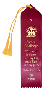 Sword Challenge Ribbon 9