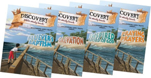 Bronze Discovery Booklet Set