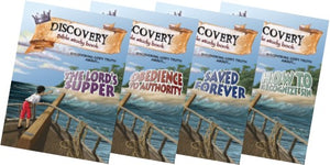 Silver Discovery Booklet Set