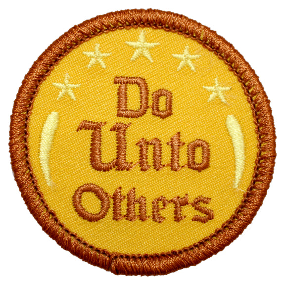 Do Unto Others Badge