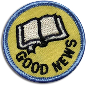 Good News Badge