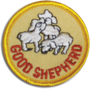 Good Shepherd Badge