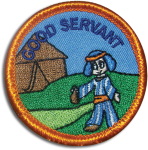 Good Servant Badge
