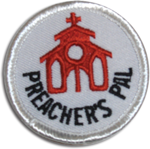 Preacher's Pal Badge