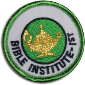 1st Grade CBI Badge