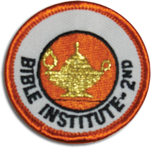 2nd Grade CBI Badge