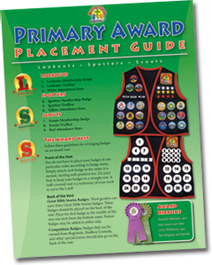 Primary Badge Placement Guide