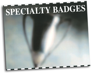 Specialty Badge Sheet