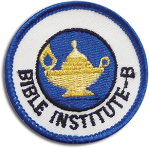 Jr Children's Bible Institute B Badge