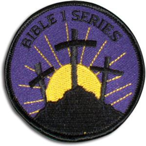 Bible Series 1 Badge