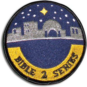 Bible Series 2 Badge