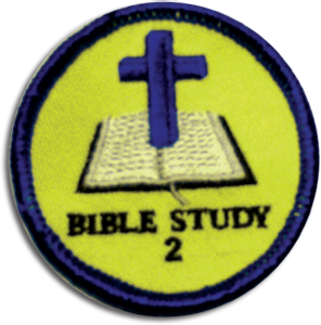 Bible Study 2 Badge