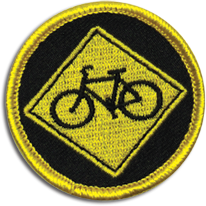 Bicycling Badge