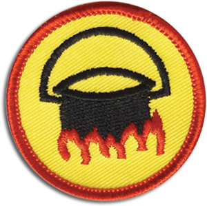 Camp Cooking Badge