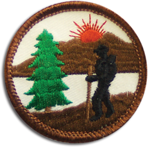 Hiking Badge