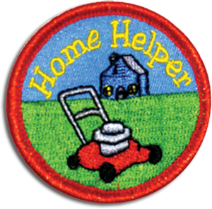 Home Helper Badge