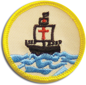 Missionary Journeys Badge