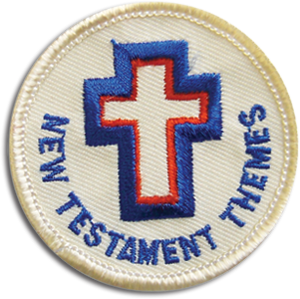 New Testament Themes Badge