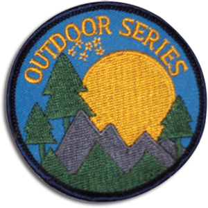 Outdoor Series Badge
