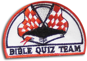 Quizzing Red Badge