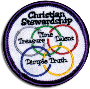 Christian Stewardship Badge