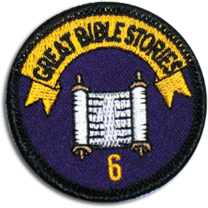 Great Bible Stories Badge 6