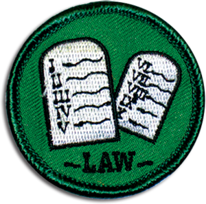 Law Badge