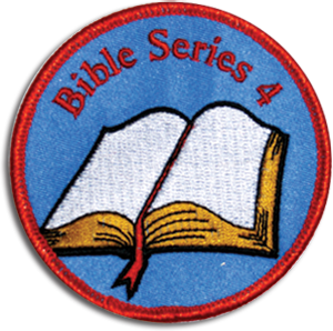 Bible Series 4 Badge