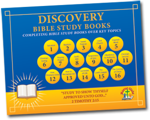 Discovery Books Chart