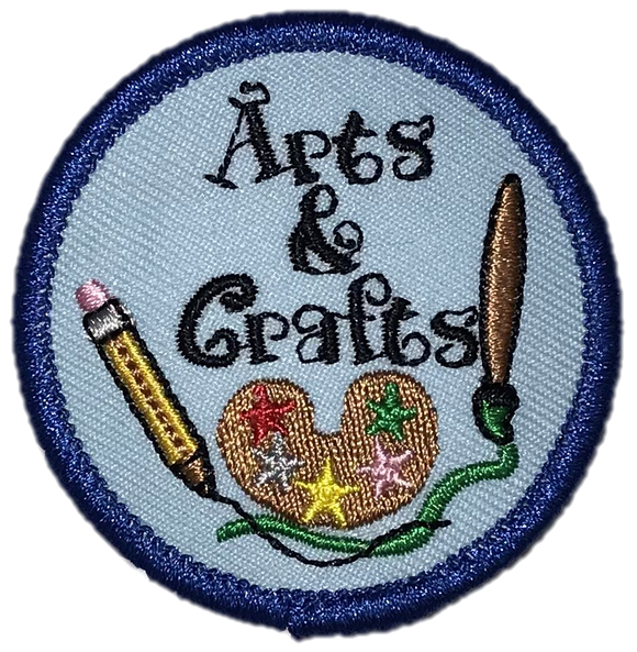 Arts and Crafts Badge