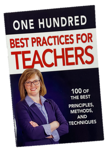 One Hundred Best Practices for Teachers-Thomas