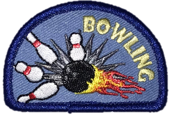 Bowling Badge