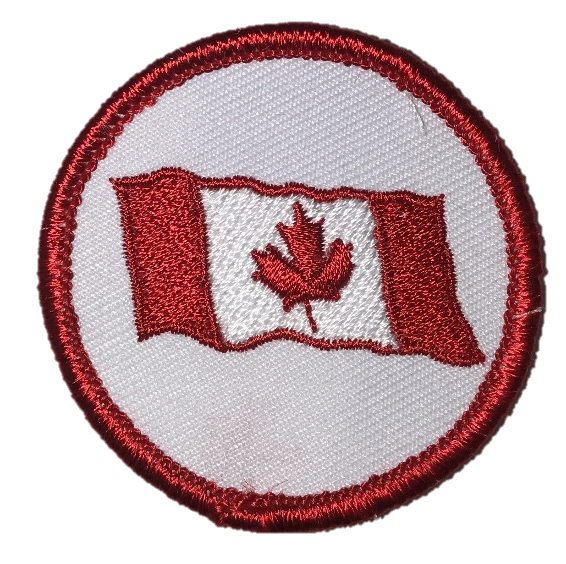 Patriotism Badge - Canada