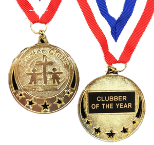 Master Clubs Award Medal - Clubber of the Year