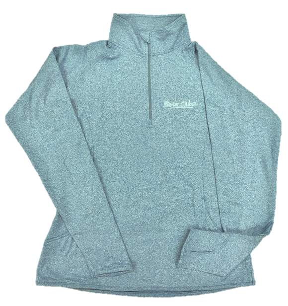 Ladies' Large 1/2 Zip Pullover