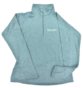 Ladies' 2XL 1/2 Zip Pullover
