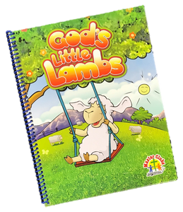 God's Little Lambs Project Book