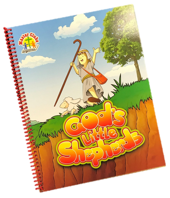 God's Little Shepherds Project Book